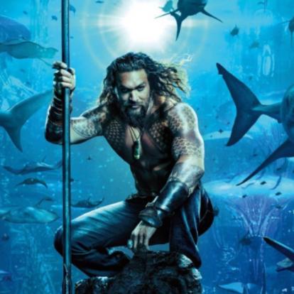 Minden idők egyik legsikeresebb filmje lett az Aquaman