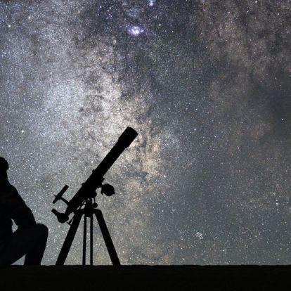 Hihetetlen képet tett közzé egy magyar csillagász