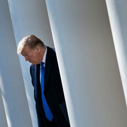 Perek sora vár Donald Trumpra