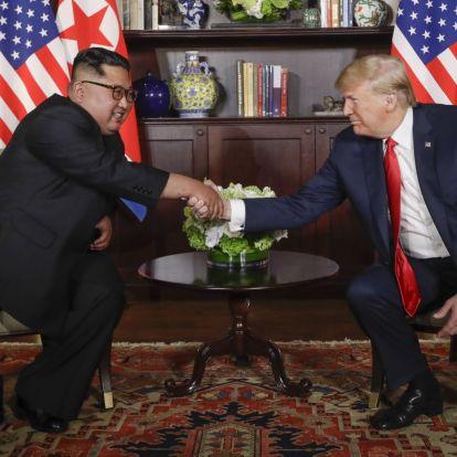 Kim Dzsong Unnak esze ágában sincs betartani az ígéretét