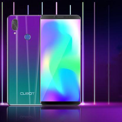 CUBOT X19 telefon bemutató – A Xiaomi Redmi 6 előre köszön neki