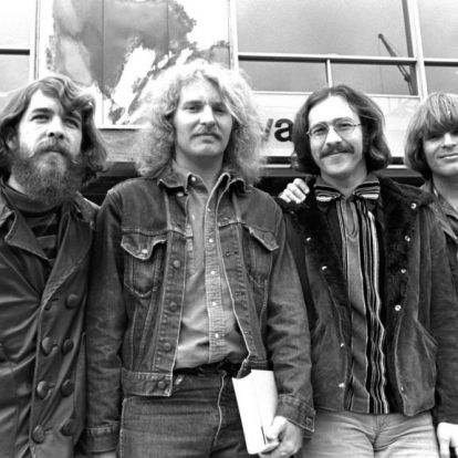 Nálunk is fellép a Creedence Clearwater Revival
