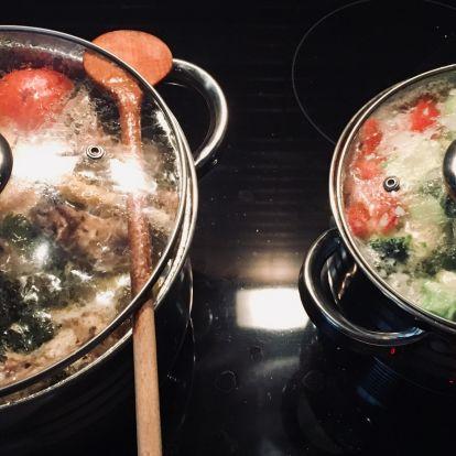 Brokkoli krémleves, vagy főzelék, vagy izé...
