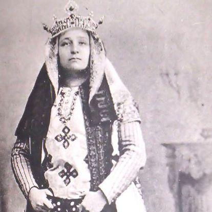A magyar színésznő, aki a háborút is megjárta