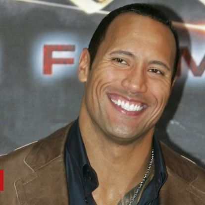 Dwayne 'The Rock' Johnson sends message to girl with Down's Syndrome