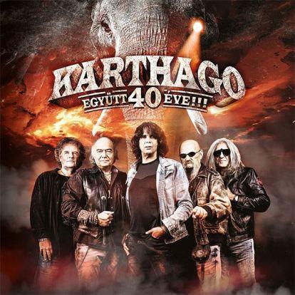 KARTHAGO: Együtt 40 éve (Hammer Records, 2019)