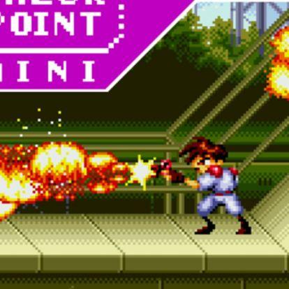 Checkpoint Mini #96: Gunstar Heroes
