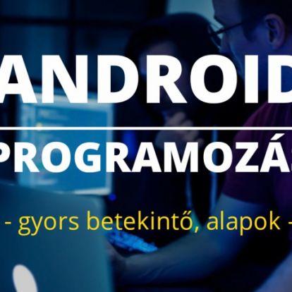 AppInventor - Az android programozás egyszerűsége