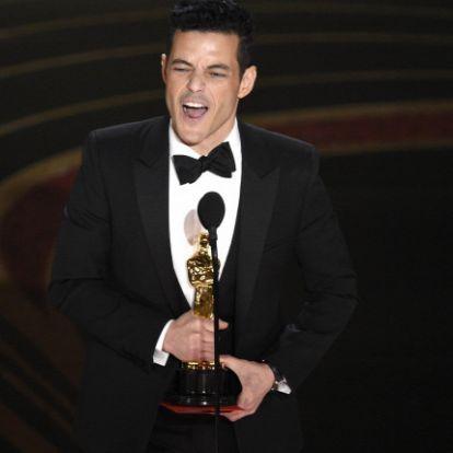 A friss Oscar-díjas Rami Malek lehet a Bond 25 főgonosza