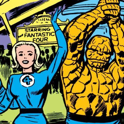 KÉPREGÉNYAJÁNLÓ: The Fantastic Four Omnibus by Stan Lee & Jack Kirby Vol. 1