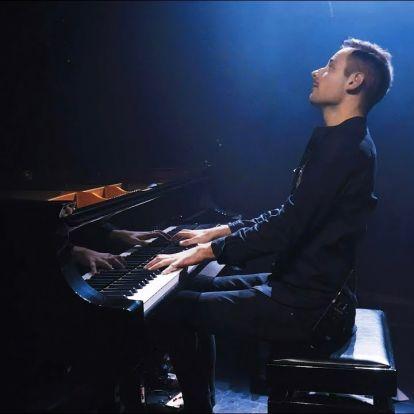 Péter Bence, 'a világ leggyorsabb zongoristája'