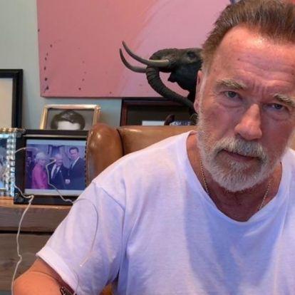 Ez történik, ha Arnold Schwarzenegger a fiával megy shoppingolni