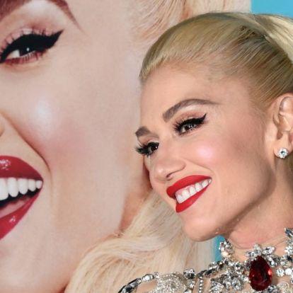 Gwen Stefani találkozott egy képszerkesztő programmal, mindenki csukja be a szemét!