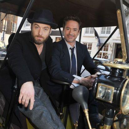 Késve folytatódnak Sherlock és Watson kalandjai
