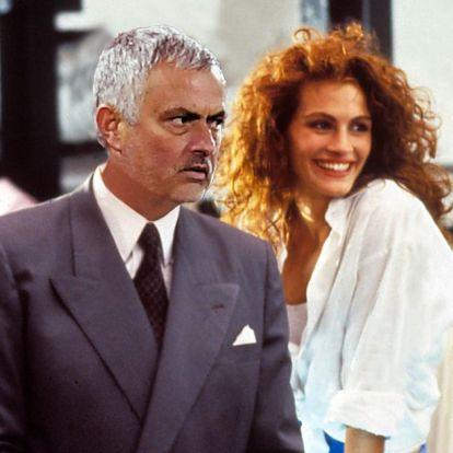 A Real Madrid vezetőedzőjét Mourinhóról kérdezték, de ő Julia Robertsszel válaszolt!