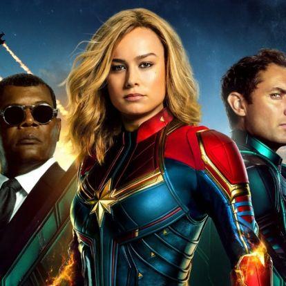 Régimódi sci-fi kaland - Marvel Kapitány