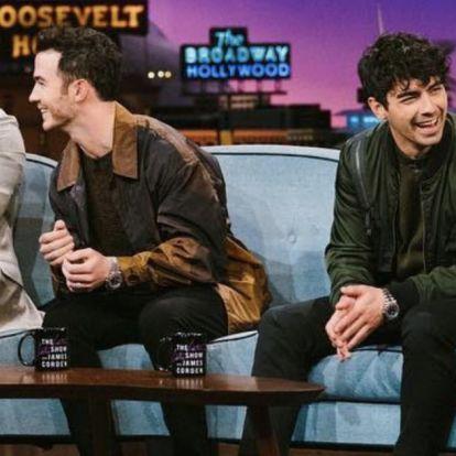 Dokumentumfilm készül a frissen összeállt Jonas Brothers-ről!