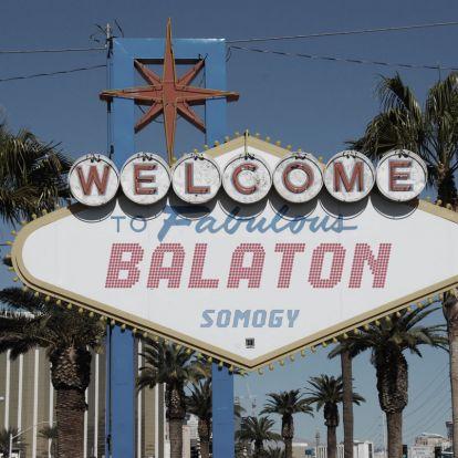 A balatoni Las Vegas ötlete