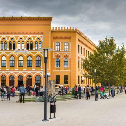 Mostar a világ egyik legromantikusabb városa