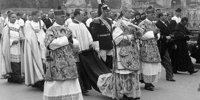 A Vatikáni Titkos Levéltár új részlege jövőre nyílik meg