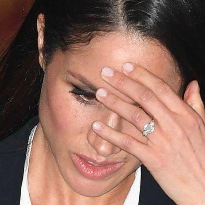 Ezért sírt Meghan hercegné egy nyilvános eseményen