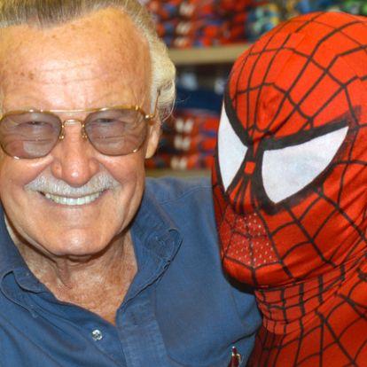 Stan Lee, a képregénypápa halála után még egy utolsó után filmben is feltűnik