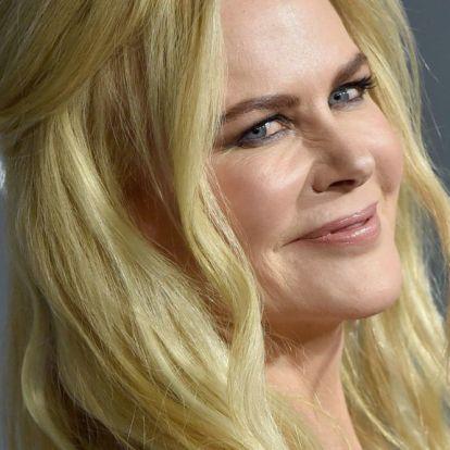 Nicole Kidman megmutatta az édeanyját, akira nagyon hasonlít