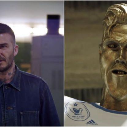 David Beckhamet őrületesen megszívatta James Corden: a focista reakciója pedig mindent visz