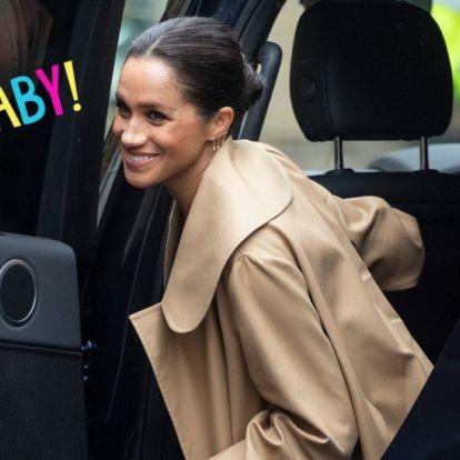 Kiderült: Itt fog szülni Meghan hercegné