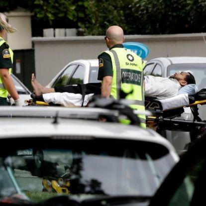 Mecsetnél lövöldöztek: legalább 27 halott
