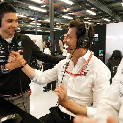 Melbourne-ből jelentjük: Mit gondol a főnök a Mercedes fölényéről?