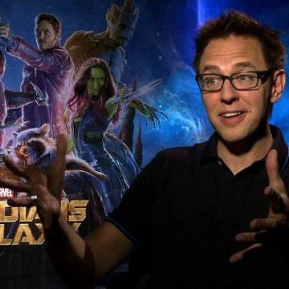A Disney engedett, mégis James Gunn rendezi A galaxis őrzői 3-at - Mafab.hu