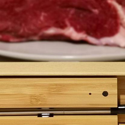 Meater+ vezetékmentes húshőmérő teszt