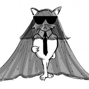Új kollekcióval gyászolja gazdáját Lagerfeld macskája