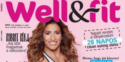 Megújult a Wellfit magazin