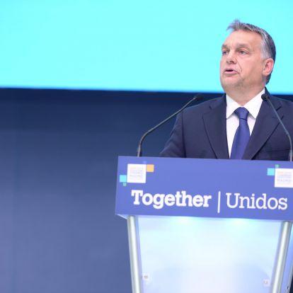 Orbán Viktor is részt vesz a Néppárt szerdai ülésén