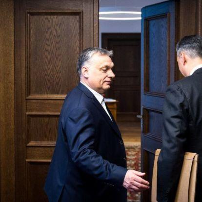 Orbán: Kérek engedélyt benntartózkodni!