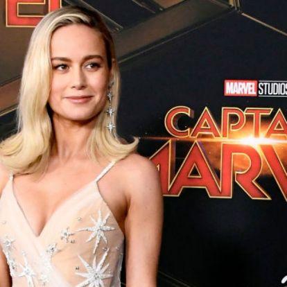 A személyi edző kitálalt: így hozta csúcsformába Brie Larsont, azaz Marvel Kapitányt!
