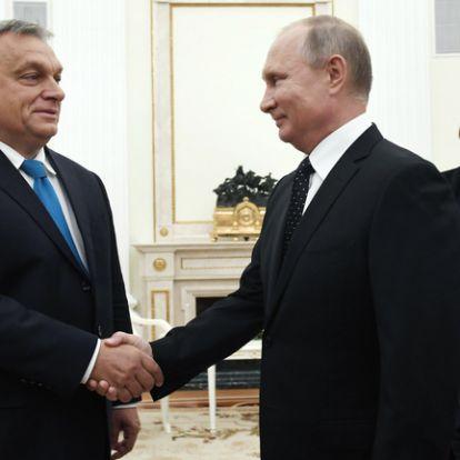 Az orosz nagykövet állítja, Orbán nem is került Putyin befolyása alá