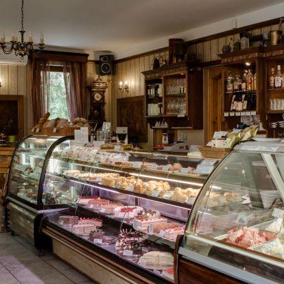 Íme Magyarország top 10 cukrászdája