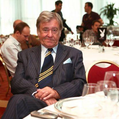 Zalatnay Sarolta is ott volt Koós János temetésén