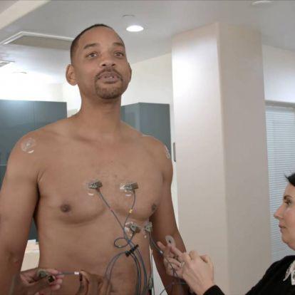Will Smith egyszer 10 évig nem ivott, most lefutott egy félmaratont