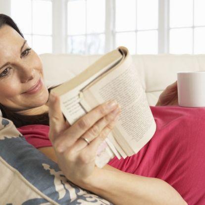 7 könyv, amit mindenképpen olvass el a terhességed alatt