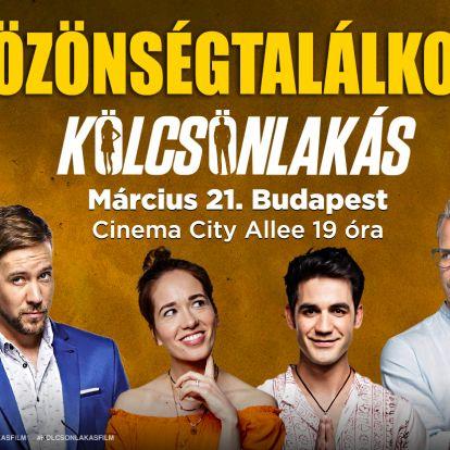 Kölcsönlakás közönségtalálkozó Budapesten és Győrben!