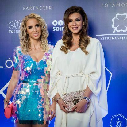 Így nézett ki Sarka Kata, Rogán Cecília és Orbán Ráhel az Inspiráló Nők estjén