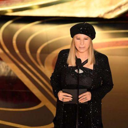 Barbra Streisand már elnézést is kért, amiért mentegetni próbálta Michael Jacksont