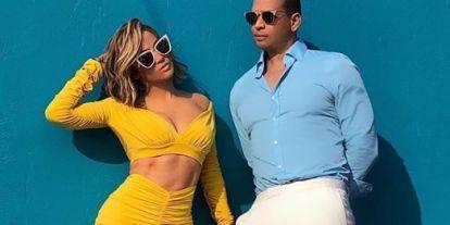 JLo vőlegénye hetekkel az eljegyzése előtt szextingelhetett egy Playboy-modellel
