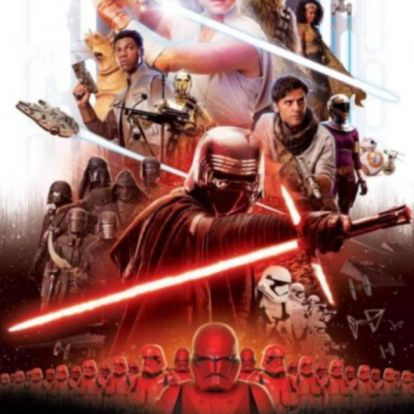 Kiszivárgott a Star Wars IX egyik korai merchandise-posztere