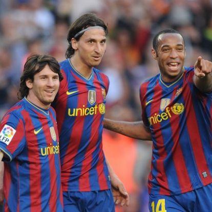 BRÉKING! – Ibrahimovic újra a spanyol bajnokságban – hivatalos