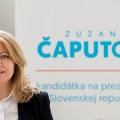 Caputová sikere megtörheti a populista trendet Közép-Európában